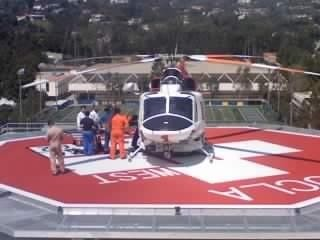 UCLA Heliport