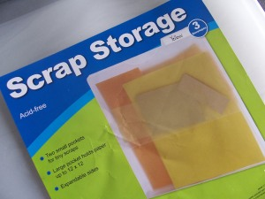 Scrap Storage by Crop in Style