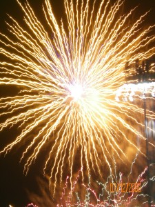 "Fireworks ""mode"""