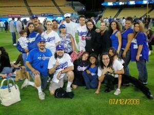 Jeter, Gonzalez, Saenz & Ornelas Family