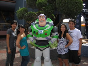 Buzz Lightyear!  TO INFINITY and Beyond!